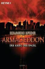 Armageddon - Der Krieg der Engel von Eduardo Spohr (2012, Taschenbuch) #x254