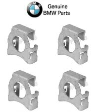 BMW E31 E32 E34 E36 Set of 4 Hood Shocks Clips Genuine Brand New Ships Fast