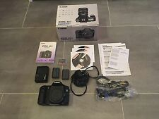 Canon EOS 40D 10.1MP Digital SLR Camera - Black (Body Only)