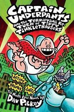 Captain Underpants and the Terrifying Return of Tippy Tinkletrousers Captain Un