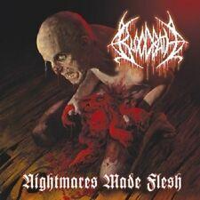 "BLOODBATH ""NIGHTMARES MADE FLESH"" CD RE-RELEASE NEU"