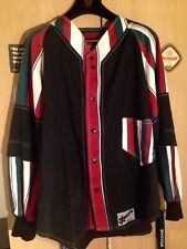 Vintage Retro Jacket 80's/90s Rare Extreme London Brand Rave/Festival Wear