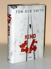Tom Rob Smith: BAMBINO 44. Carlsen. Hardcover-output!