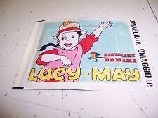 LUCY-MAY PACCHETTO DI  FIGURINE SIGILLATO OTTIMO ED.PANINI RARO LEGGI!!!