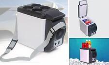 6L Portable Cooler Cooling and Warming Car Fridge Refrigerator 12V