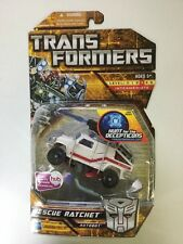 Transformers Hunt for the Decepticons HFTD Deluxe Class Rescue Ratchet