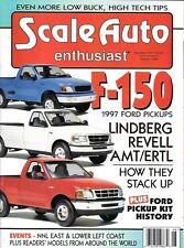 Scale Auto Enthusiast 104 1996 Dodge Super Bee Ford F-150 Pickups UT Model BMW Z