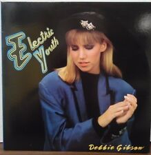 Debbie Gibson Electric Youth 33RPM 0-86427  120416LLE