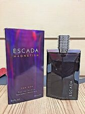 Escada Magnetism Men Cologne EDT Spray 3.4 oz / 100 ml NIB AS PICTURE