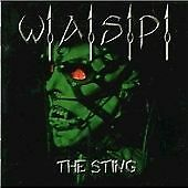 W.A.S.P.-The Sting CD NEW