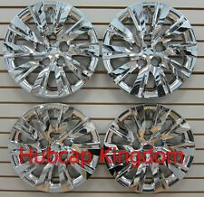 "NEW 2012-2014 Toyota CAMRY 16"" Hubcaps Wheelcover CHROME SET"