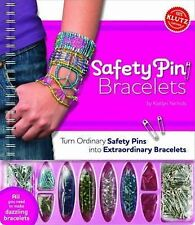 Safety Pin Bracelets by Kaitlyn Nichols (Mixed media product, 2011)
