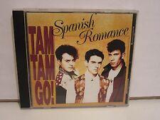 Tam Tam Go! - Spanish Romance - 2000 - Spain - Virgin - EX+/EX+