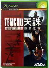 Xbox Game - Tenchu: Return from Darkness (Pre-owned)