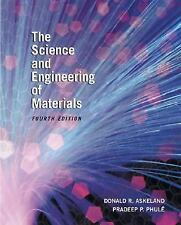 The Science and Engineering of Materials (with CD-ROM)
