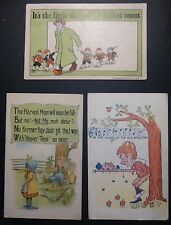 CARTOLINE UMORISTICHE - 3 CHILDREN - US CARDS