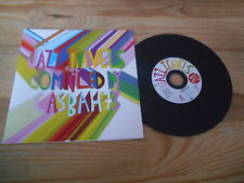 CD VA Jazz Travels : Compiled By Cashbah (12 Song) Promo HITOP REC / ESPANA cb