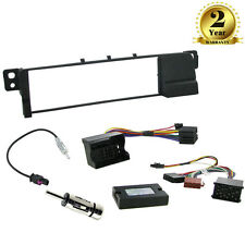 BMW 3 Series E46 Car CD Stereo Single Din Fascia Fitting Kit CTKBM07 for Pioneer