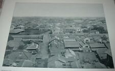 1892 Antique Print YOKOHAMA JAPAN Cityscape City View Bay of Tokyo Harbor Photo