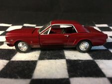 1965 Mustang COUPE RARE 1:43 LIMITED EDITION DIECAST