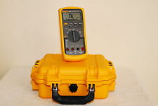 Hard Case for Fluke,83, 85, 85V, 85V, 87, 87V, 88, 88V, 787. U.S. Made for Fluke