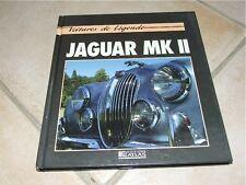 LIVRE : voitures de légende JAGUAR MK II