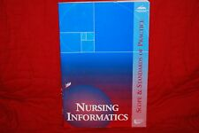 Nursing Informatics Scope & Standards Of Practice ANA 2008 Free Shipping
