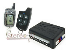 ScyTek Astra-777 2-WAY LCD Pager Complete Car Alarm Keyless Entry System
