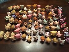 Littlest Pet Shop Lot Of 4 Random Mice Hamsters Gerbils Mouse Guinea Pig