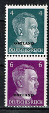 Germany Third Reich Hitler's Birthday stamps Poland Occuoation 1941 MNH
