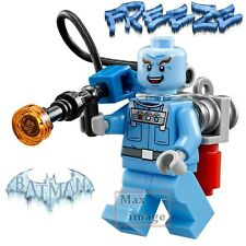1pc Mr. Freeze Minifigures Building Toy DC Batman Villains Custom Lego #135