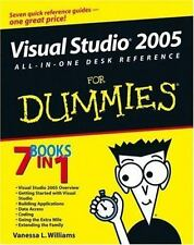 Visual Studio 2005 All-In-One Desk Reference For Dummies (For Dummies -ExLibrary