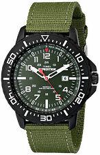 TIMEX MILITARY WATCH EXPEDITION T49944 GREEN WATCH STRAP IN FABRIC 5ATM