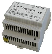 DR45/24, Switching Power Supply 45W 24Vdc, Suitable to drive LED tapes, Vadsbo
