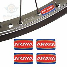 ARAYA Rim Decal Sticker 7X 7C 7B Wheel Vintage Old School BMX Square Rectangle