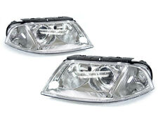 DEPO 2001-2005 Volkswagen Passat Replacement Projector Headlight Light Set NEW