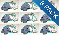 3949247  WASHER LID SWITCH FOR WHIRLPOOL KENMORE ROPER ( 9 PACK )