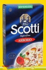 Risotto Riso Scotti Arborio Lang Korn punte riso 1kg (GP 8,79 €/1kg.)