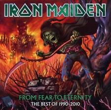 Iron MAIDEN-from Fear to Eternity: the Best of 1990-2010 -- 2 CD NEUF & OVP