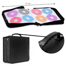350-400 manica CD DVD BLU RAY BR DISCO Caso Holder Borsa Protettore Storage Nuovo Regno Unito