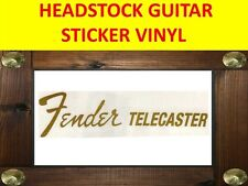 FENDE TELECA GOLD STICKER HEADSTOCK GUITAR VISIT OUR STORE WITH MANY MORE MODELS
