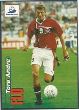 PANINI WORLD CUP 98- #080-NORWAY & CHELSEA-TORE ANDRE FLO