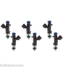 Motor Man - Bosch Fuel Injector Set of 6 0280158028 04591986AA 2.7L 3.5L V6