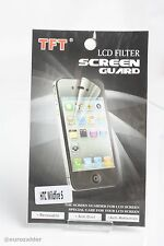 DISPLAY HANDY SCHUTZ FOLIE HTC WILDFIRE S ULTRACLEAR DISPLAYSCHUTZFOLIE