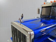 Custom Front Hood Grill Ornament emblem Angel Pig Tamiya 1/14 Semi King Hauler