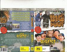 Little Big Foot-1997-Ross Malinger/Little Big Foot:2-2005-2 Movie-DVD