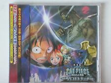 NEW One Piece The Cursed Holy Sword Original Soundtrack OST CD Anime 52 Tracks