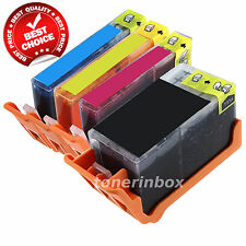 4 Pack Ink For HP 920XL OfficeJet 6000 6500 6500a 7000 7500a  SHOW INK LEVEL