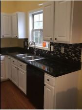 Kitchen Countertops w/ Granite Peel & Stick Roll.Contact Paper No! 3'x3'
