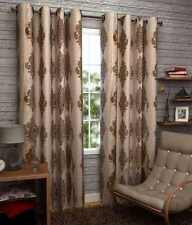 Candy Readymade Designer Eyelet Door Curtain Set of 2 (4x7 feet)